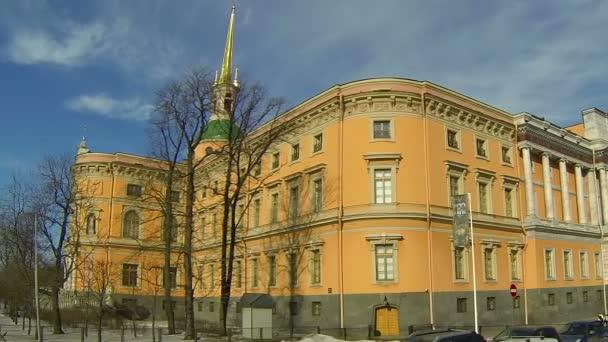 Michajlovský zámek v Petrohradu