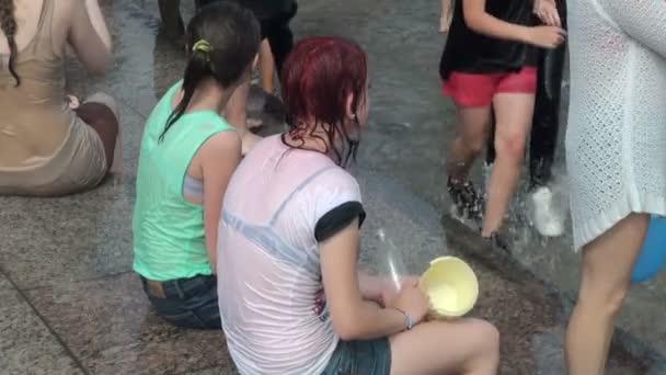 Wet Tee Shirt Video