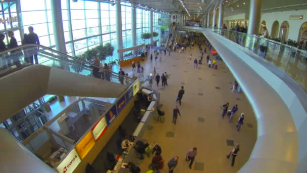 Lobby airport