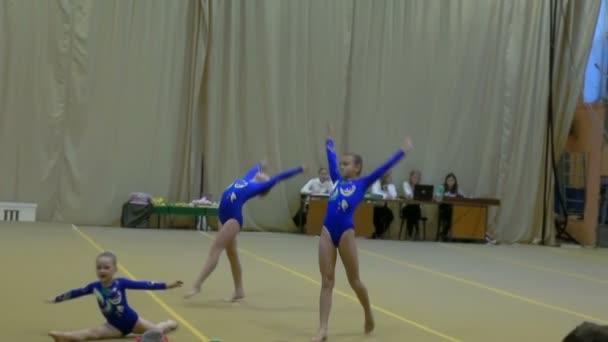 Dětská gymnastika