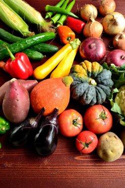 Summer vegtables