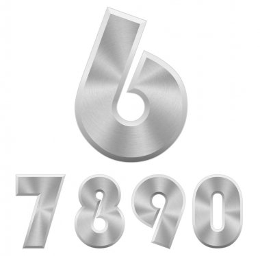 Vector metal numbers. Part 2.