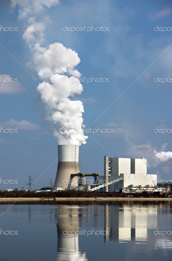 Power station — Stock Photo © oorka5 #23062698