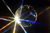 Fotografia sfere cristallo