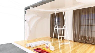 3D plan room