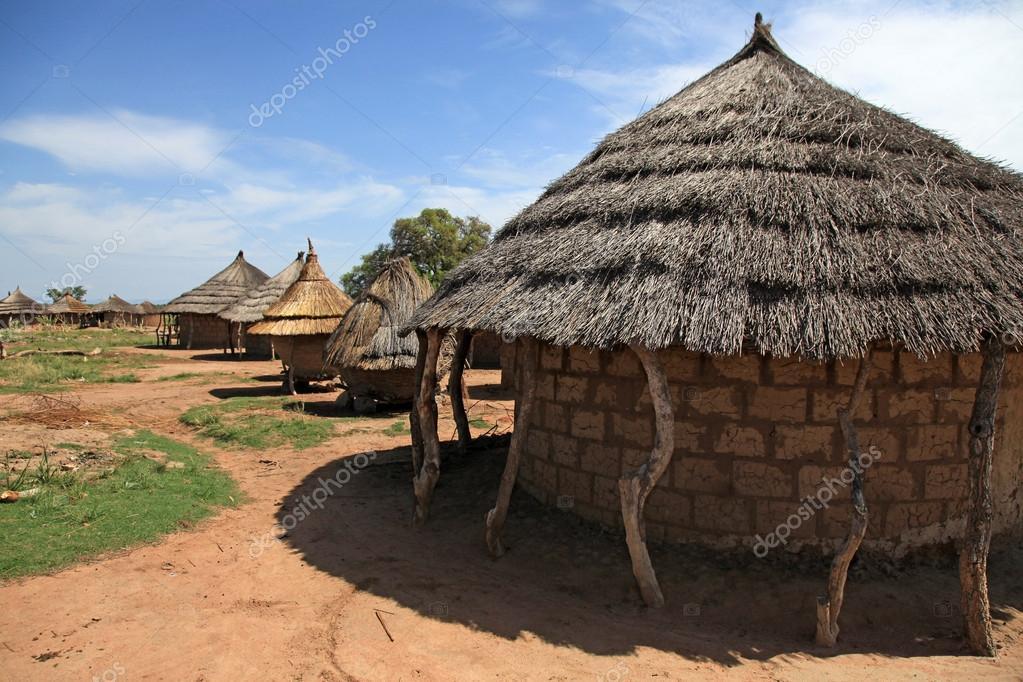 Aketa Camp Village, Uganda, Africa