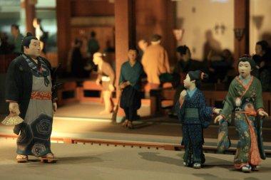 Edo-tokyo museum, tokyo, Japonya