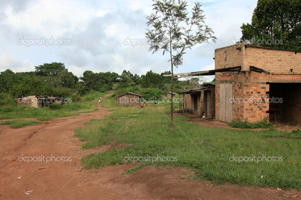 Remote Western Uganda