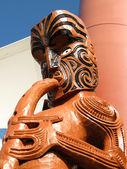 Fényképek Maori faragás - új-zélandi Maori kultúra