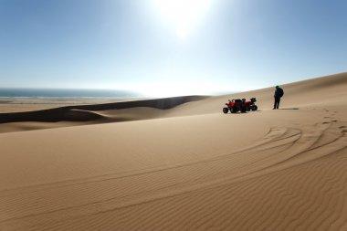 Namibya 'da çöl, Afrika