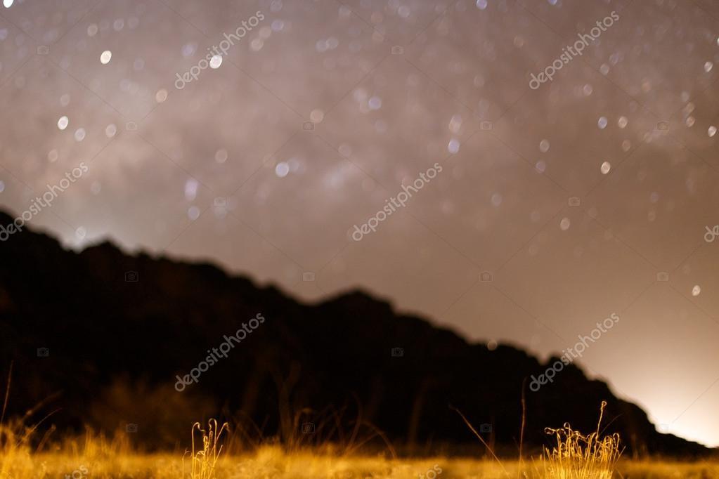 Stars Over Sossusvlei, Namibia