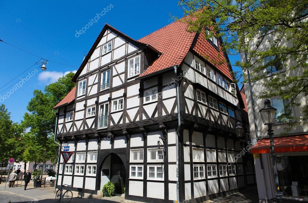 Magniviertel In Braunschweig Stock Editorial Photo Jorisvo 33815659