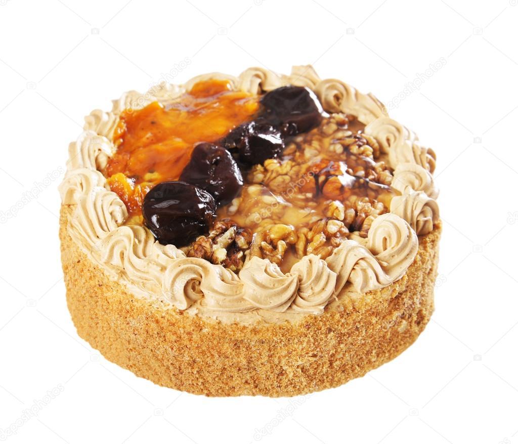 Kuru erik ile kek