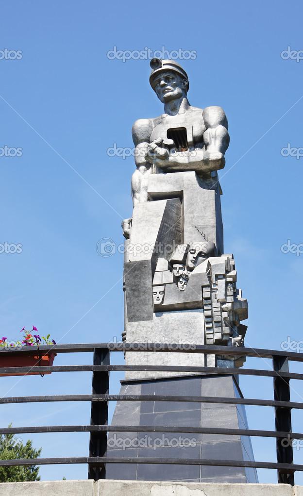 Купить памятник кемерово шахтеру памятники в минске и цена 0 5