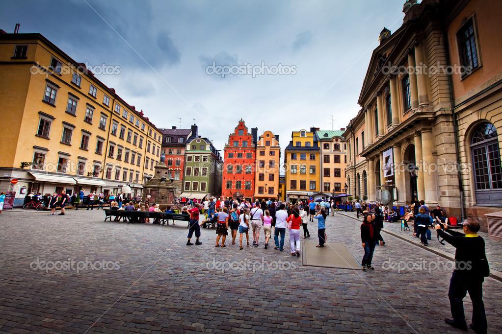 Seznamka ve Stockholmu