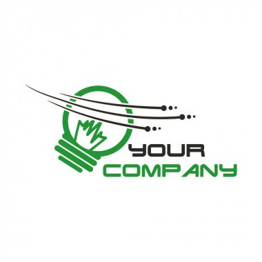 Logo electricity