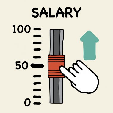 Salary scale