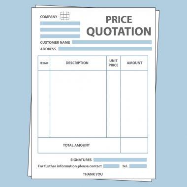 Quotation Form