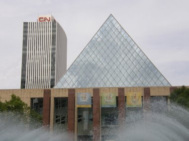 City Hall in Edmonton, Alberta