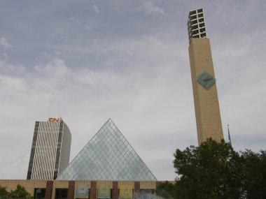 City Hall in Edmonton, Alberta