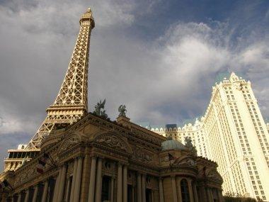 Paris Hotel and Casino in Las Vegas, Nevada