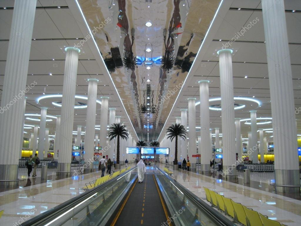 международный аэропорт дубай 3 серия