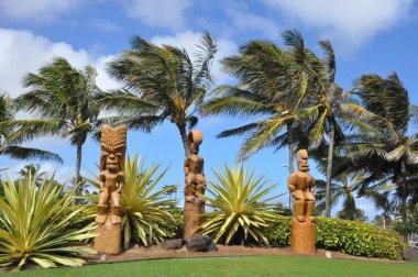 Polynesian Cultural Center in Oahu, Hawaii