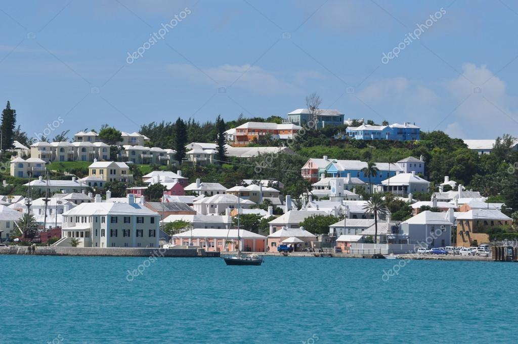 St. George in Bermuda