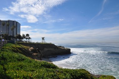 La Jolla Shores in California