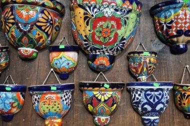 Old Town, San Diego California içinde satılan Meksika el sanatları