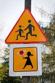Fotografie Straßenschild