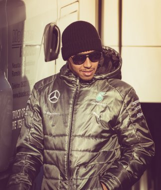 Lewis Hamilton 2014 Formula 1