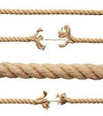 lano řetězec riziko poškození