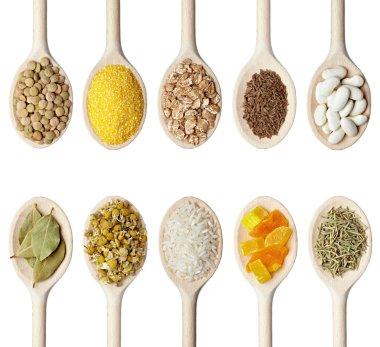 food ingredient seasoning cereal