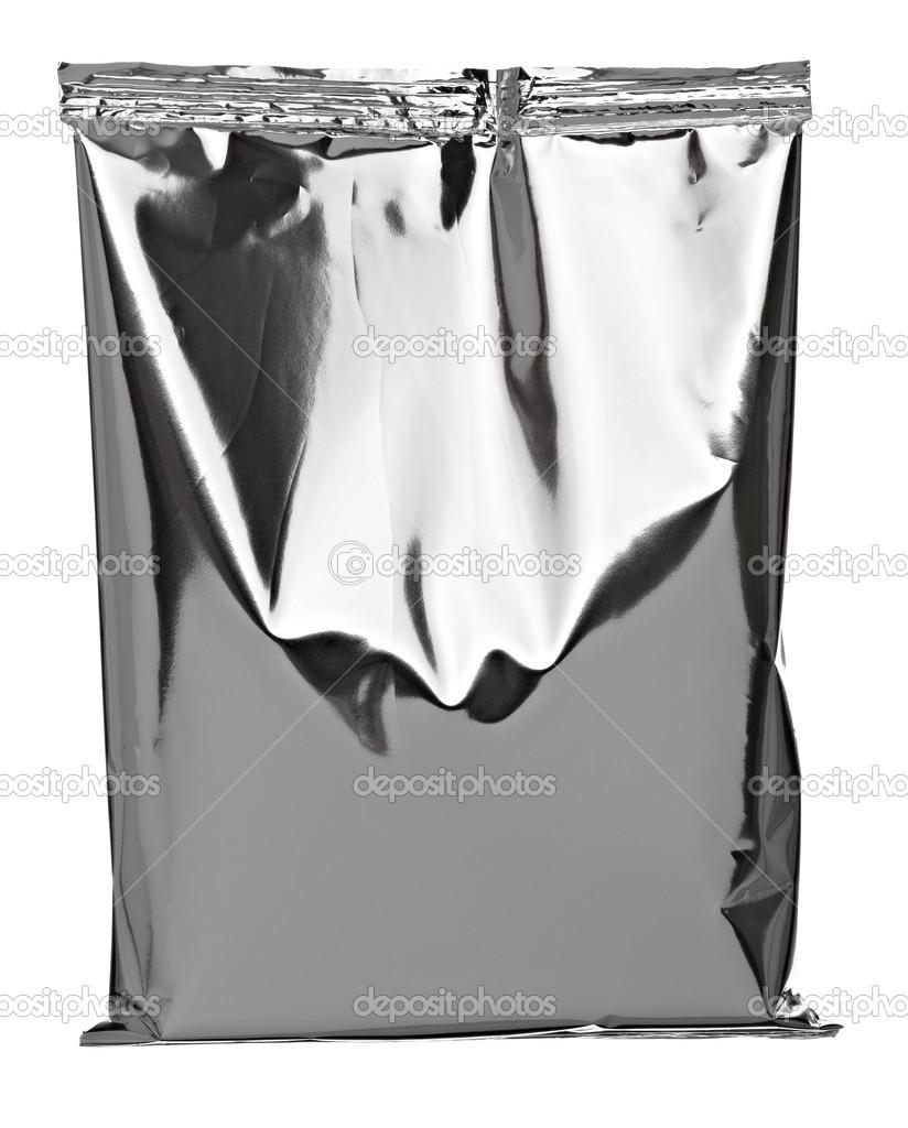 Paquete bolsa met lica de aluminio foto de stock for Ofertas escaleras de aluminio
