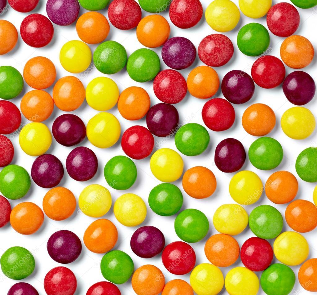 Bunte Bonbons Bonbon Süß Stockfoto Picsfive 13613072