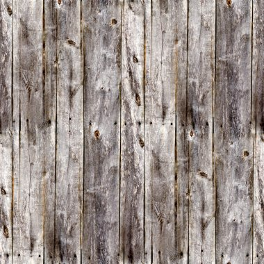 seamless old gray fence boards wood texture