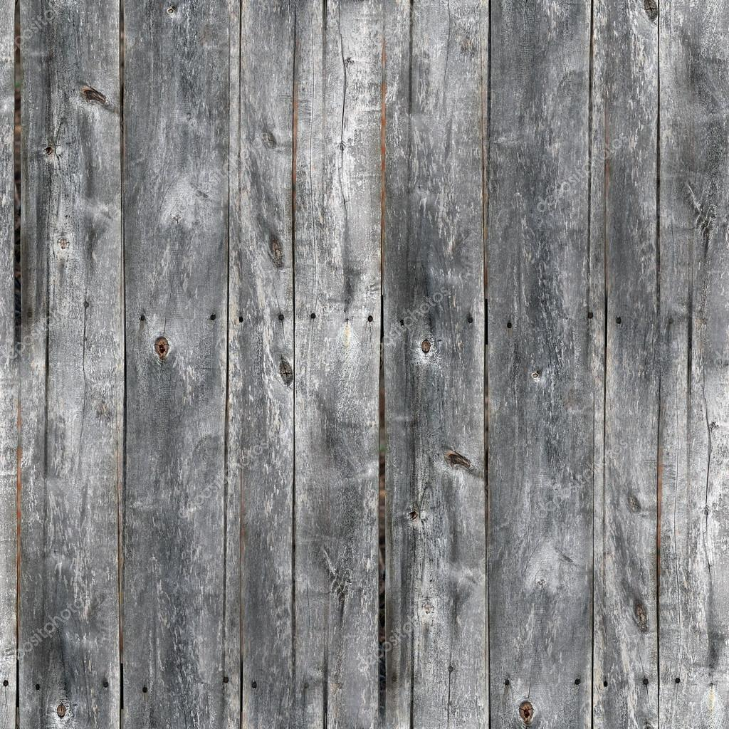 Seamless Gray Texture Old Wood Boards Background Stock