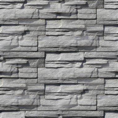 Granite decorative brick wall seamless background texture