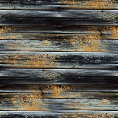 Seamless texture of old wood boards background wallpaper