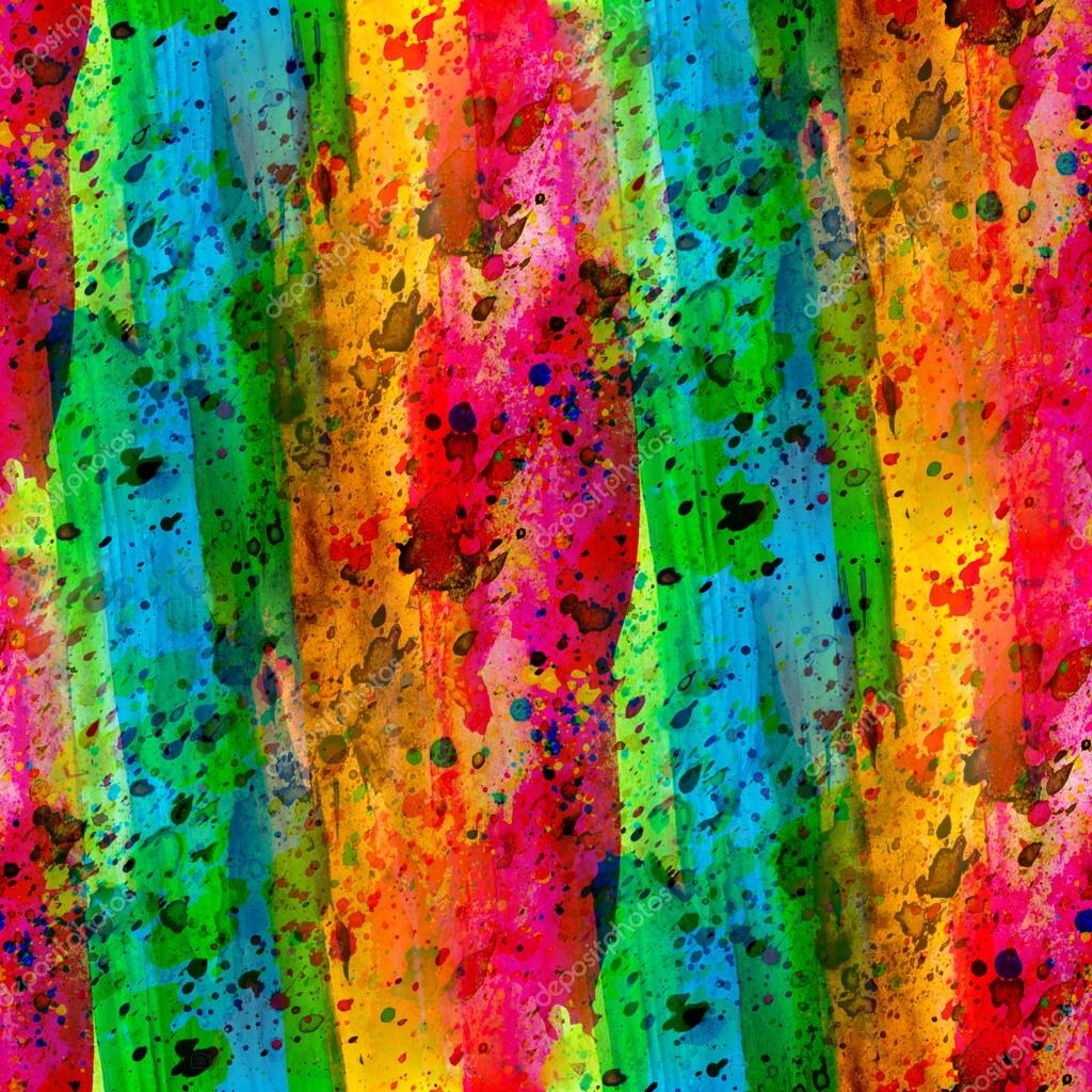 Background image 8841 - Color Rainbow Seamless Background Abstract Watercolor Design Ink Photo By Maxximmm1