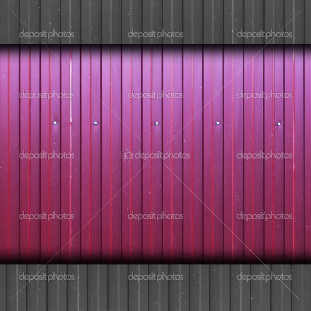 Zaun lila Streifen Hintergrund Wand Grunge Stoff abstrakt