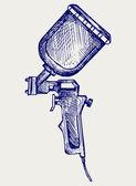 Photo Spray gun