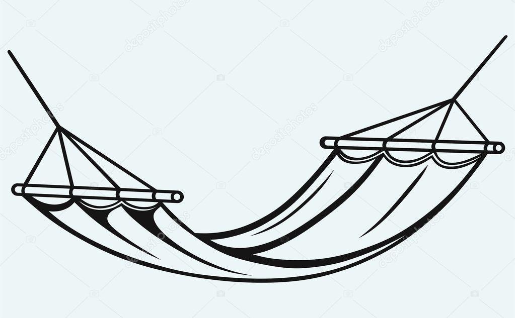Illustration hammock