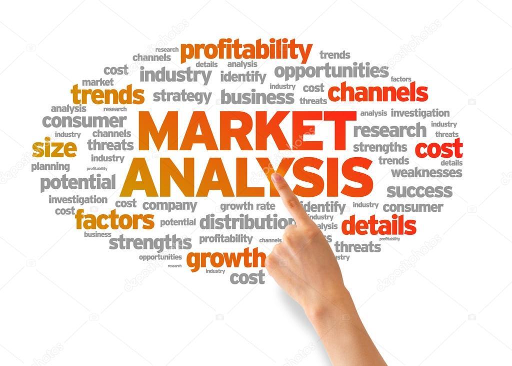 Marktanalyse — Stockfoto © kbuntu #12091419