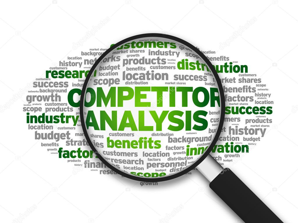 Competitor analysis research