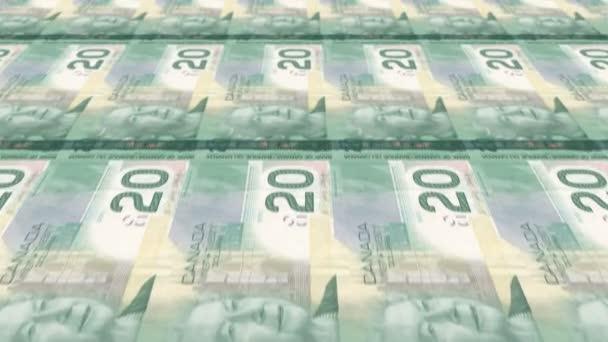 20 kanadských dolarů