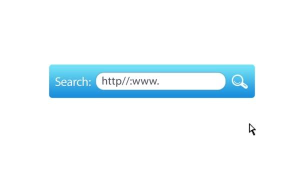 Hledat své webové stránky