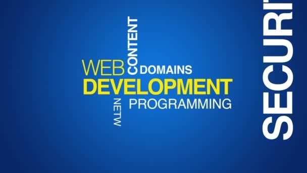 vývoj webu