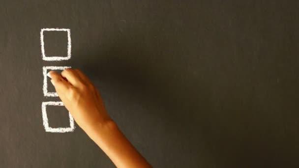 World Wide Web Chalk drawing